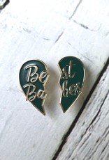 Best Babes Enamel Pin Set