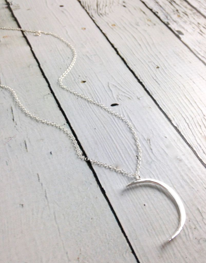 Sterling Silver Celeste Necklace