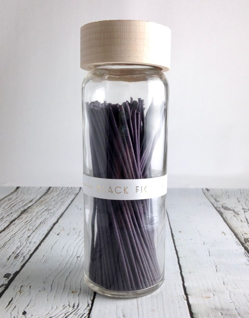 Black Fig Satori Incense