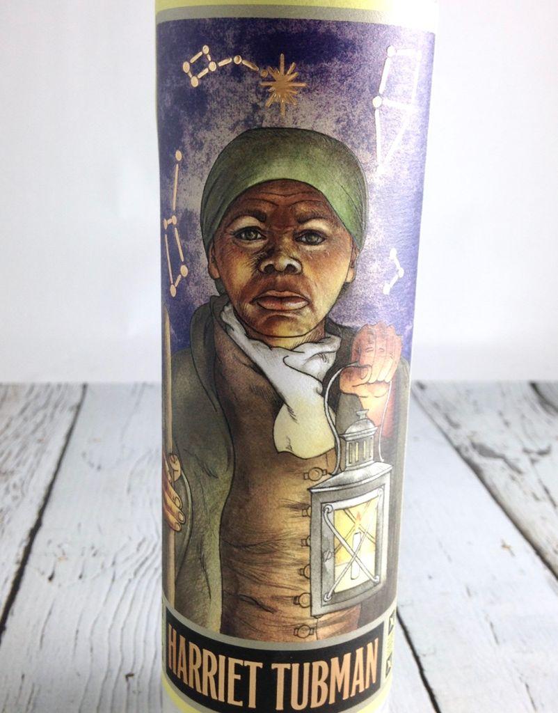 Harriet Tubman Secular Saint Candle
