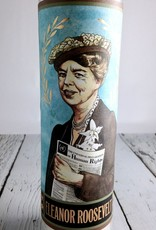 Eleanor Roosevelt Secular Saint Candle