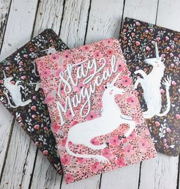 Stay Magical Notebook Trio