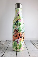 Medium Tiger Jungle Insulated Water Bottle