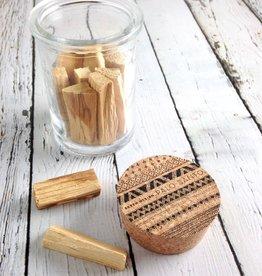 Small Palo Santo Jar