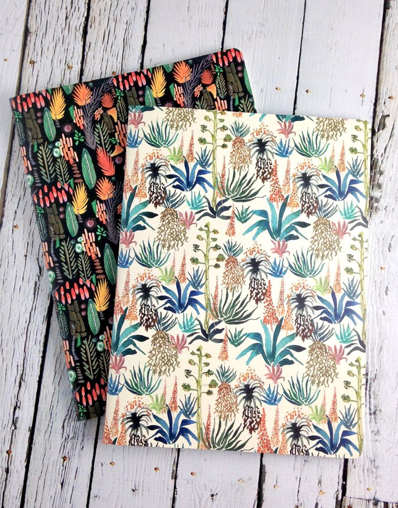 Botanicals Notebook Duo