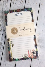 Agave Gilded Notepad