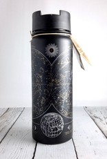 Astronomy Star Chart Vacuum Flask