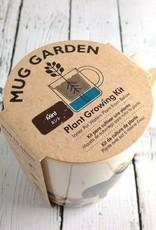 Cat Mug Garden (Mint)