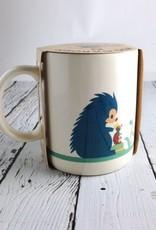 Hedgehog Mug Garden (Basil)