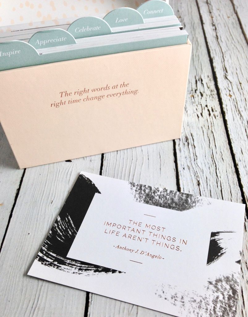 Beautiful Thoughts: Postcards for Keeping and Sharing