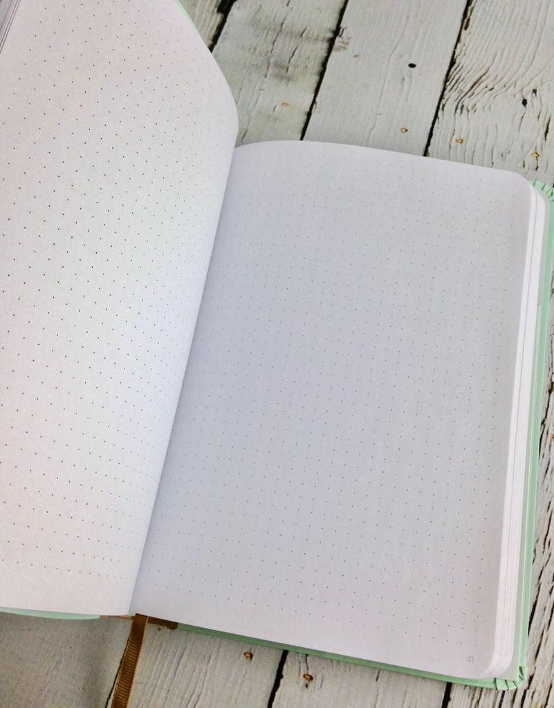 Dot Journaling Your Life 2pc Set - A Practical Guide & Dot Journal