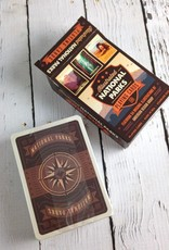 ANDERSONDESIGN Illustrated National Parks Deck of Playing Cards