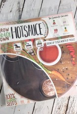 GYO Hot Sauce Seedsheet