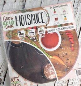 Grow Your Own: Hot Sauce Seedsheet