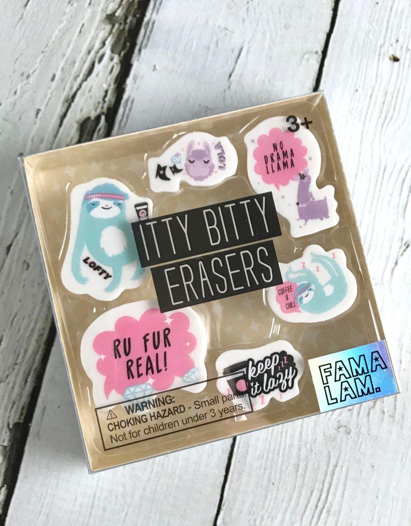 Famalam Mini Erasers