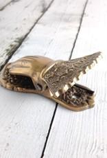 Medium Brass Hand Clip