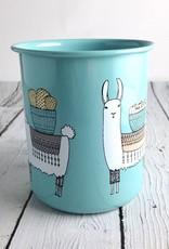 Llamarama Pencil Cup