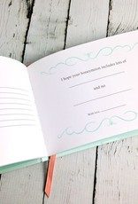 Marriage Fill in the Love Guest Book