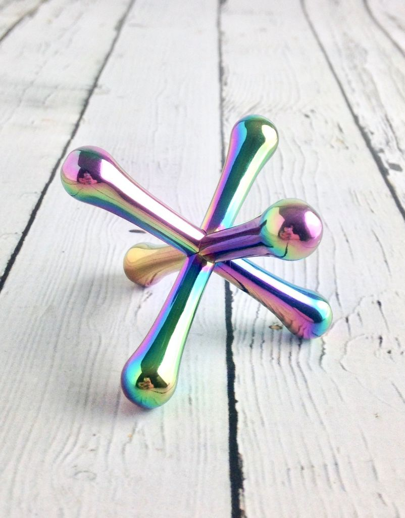 Rainbow Jacks Ring Holder