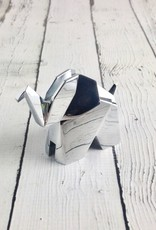 Origami Elephant Jewelry Holder