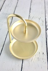Brass Poise Ring Holder