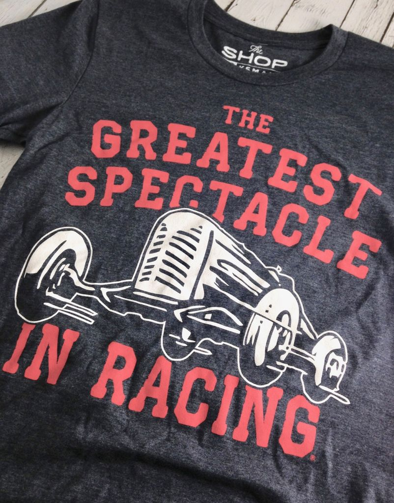The Greatest Spectacle in Racing Tee
