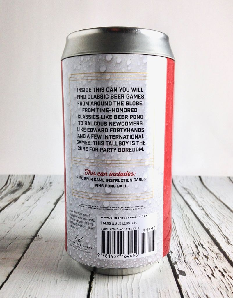 Drink! 50 Beer Games