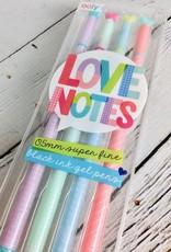 Love Notes Gel Pens