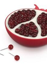 Pom Pins Pomegranate Pushpins
