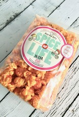 Small Bag of Just Pop In! Spicy Ginger Curry Popcorn
