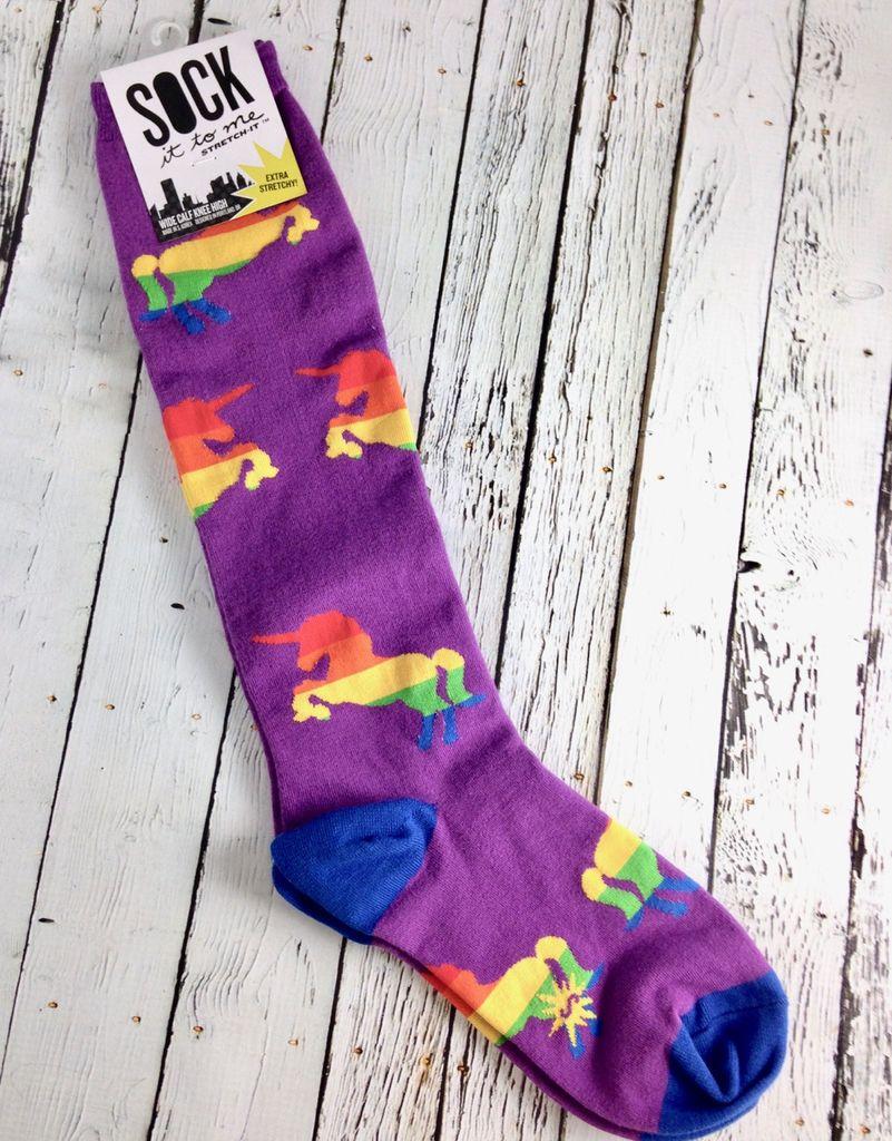 Stretch It Pride & Fabulous Knee High Socks
