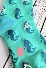 Princess of the Sea Women's Crew Socks