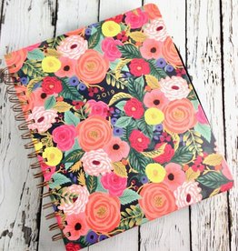 Juliet Rose 2019 Spiral Bound Planner (17 Month)