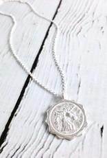 """""""The Unicorn"""" Unicorn Coin Necklace"""