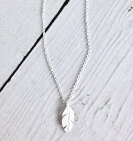 "Handmade ""Light As A Feather"" Necklace"