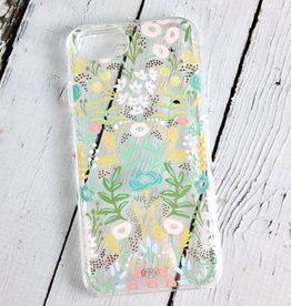 Clear Tapestry iPhone 6,7 & 8 Case
