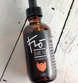 Ginger Beard Oil