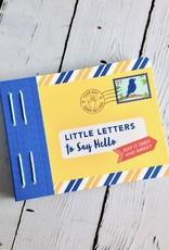 Little Letters to Say Hello, Keep it Short and Sweet