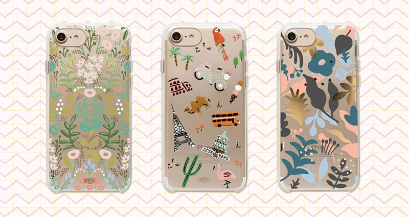 Rifle Paper iPhone Cases for Summer