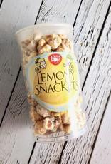 Small Tube of Just Pop In! Lemony Snackets Popcorn