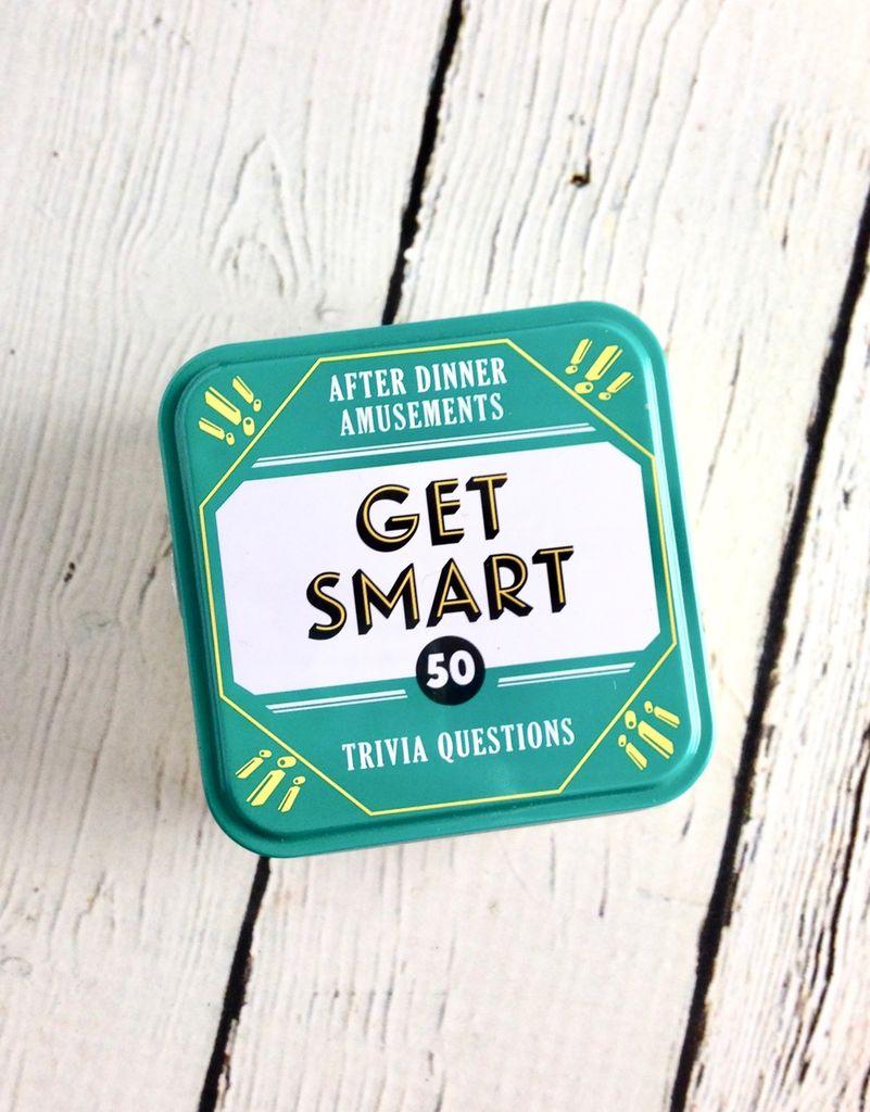 After Dinner Amusements: Get Smart