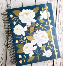 Raleigh Floral 2019 Planner: 17 months