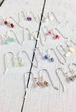 Handmade Tiny Stack Earrings