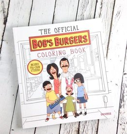 Bob's Burgers Adult Coloring Book