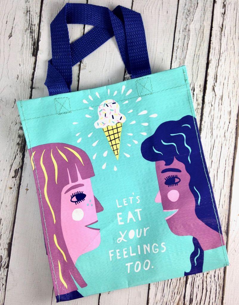 Eat Your Feelings Handy Tote