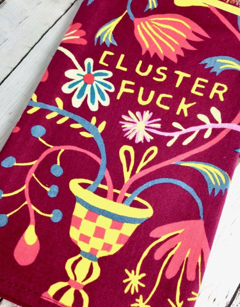 Cluster Fuck Dish Towel