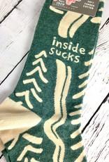 Inside Sucks Men's Crew Socks