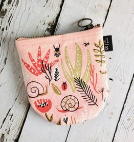 Halfmoon Pouch Small World