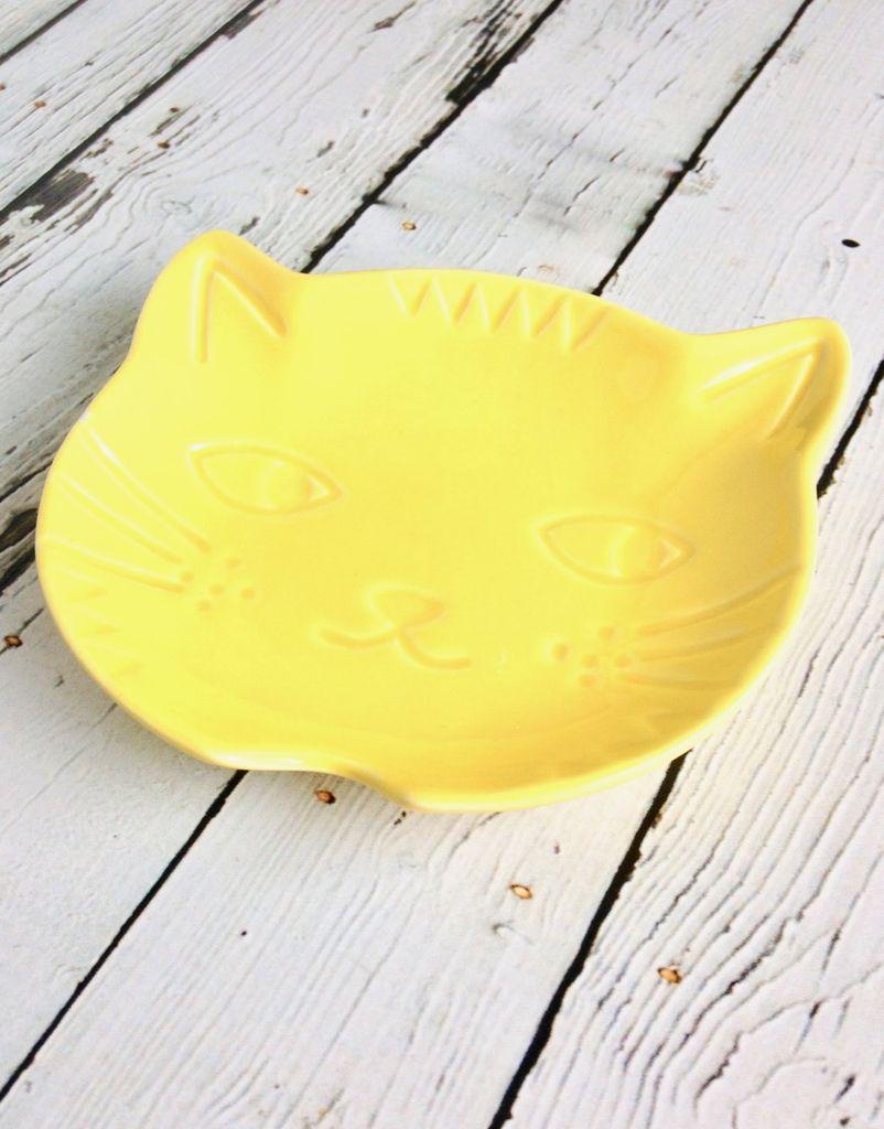 Calvin Cat Spoon Rest