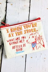At The Store Coin Purse